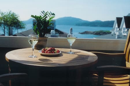 Water View! Eastsound, Orcas Island - Eastsound