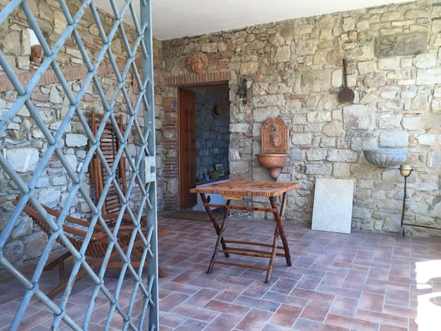 Spring in typical house in Tuscany: sea and relax - Campiglia Marittima - Casa