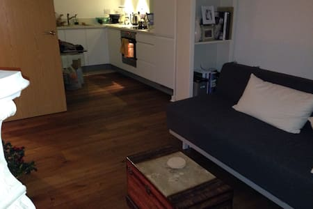 Cosy sofabed Riverside apt in Kent - Greenhithe - Apartamento