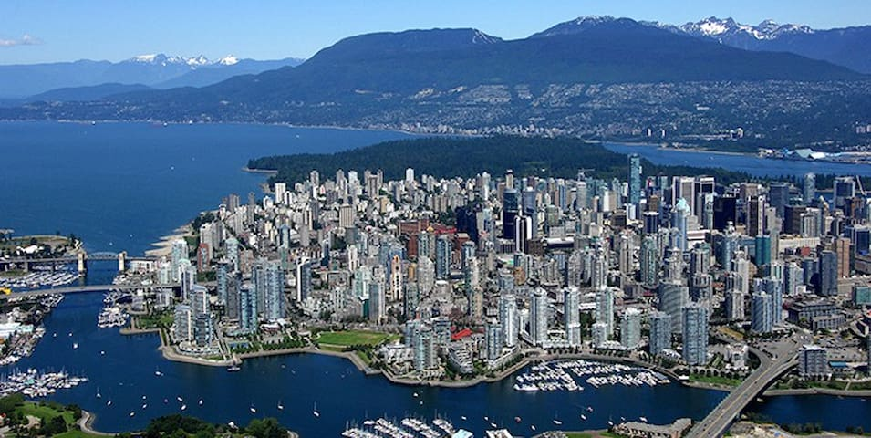 Vancouver city and activity guide