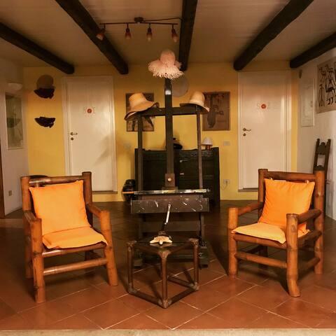 B&B Casa Arancio - Golfo di Cugnana - Camera NOI