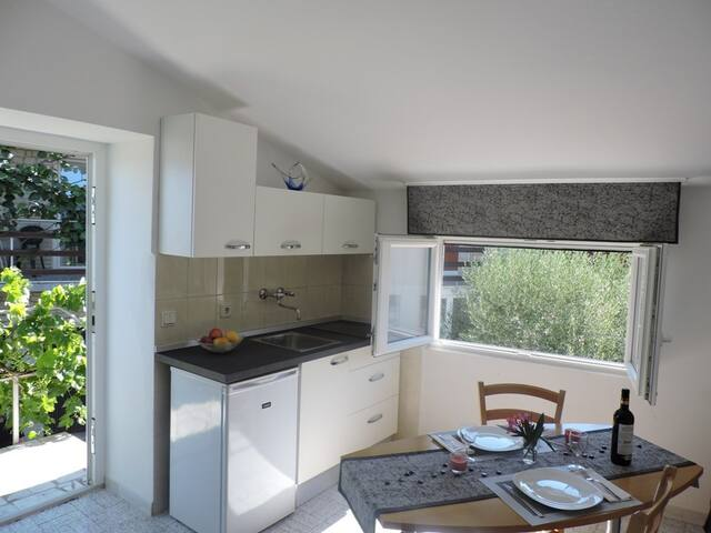 Apartments Percan Krnica / Studio Stari A8 TH00448