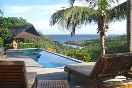 Ocean View Suite with Pool - Saint Barthelemy - Villa