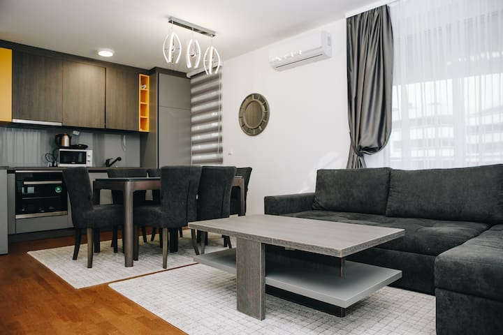 Luxury Two-Bedroom apartment 510