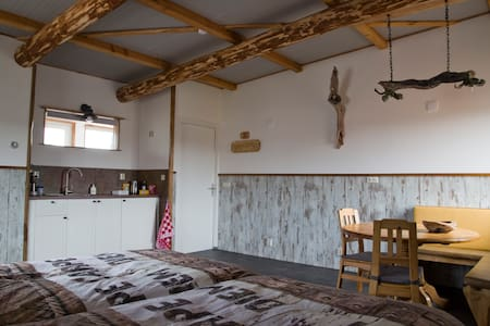 Heerlijk dromen in blokhut sfeer - Den Hoorn - Condominium