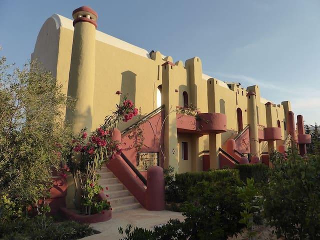Appart Hôtel Les Berbères - Sangho - Appartement en résidence