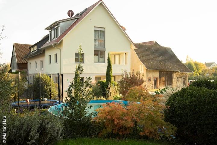 MODERNES FERIENHAUS, Kaiserstuhl