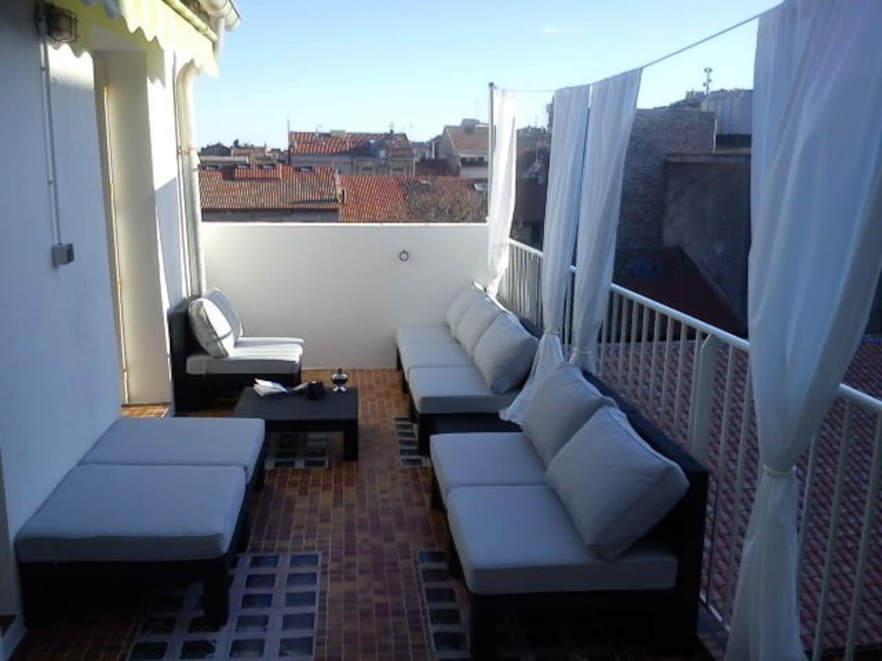140 m² confort au cœur de la ville