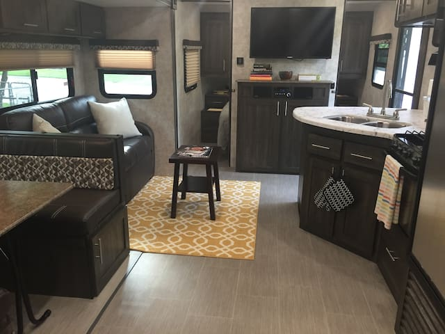The Ladybird RV- East Austin/Downtown - Austin - Camper/RV