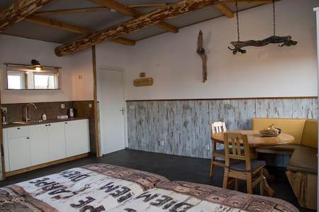 Heerlijk dromen in blokhut-sfeer - Den Hoorn - Condominium