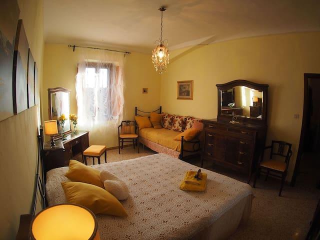 The Pienza room