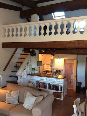 Sfeervol studio in wijndomein - Carcès - Apartment