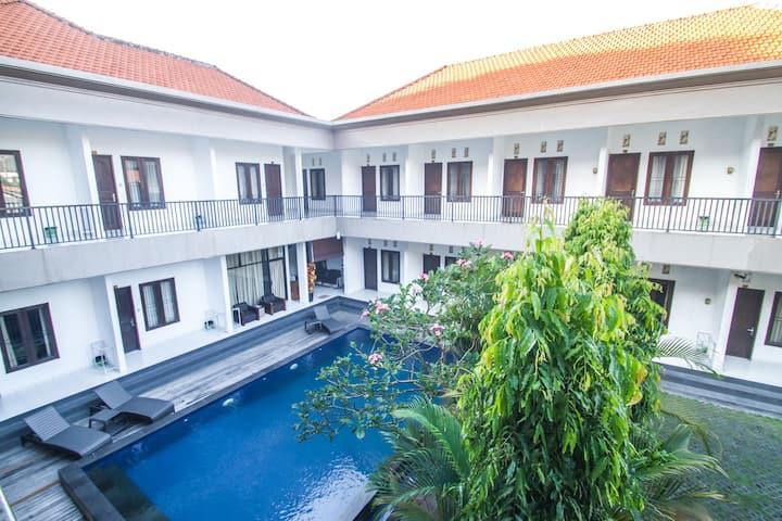 Pool View or Access Private Room #Seminyak