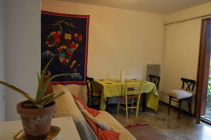 Charmant studio, montpellier côté verdure