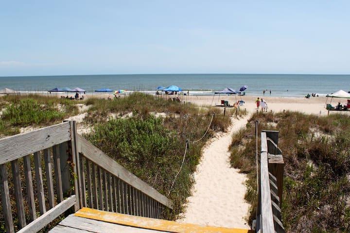 Oak Island Beach Gem