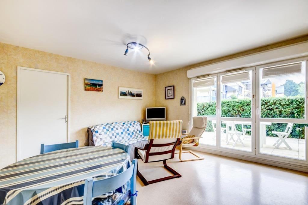 3 Pièces 6 Personnes Confort - Résidence Sun Parc