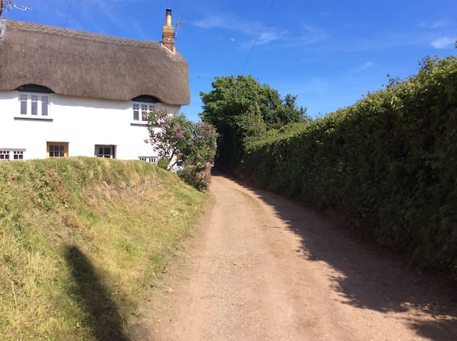 Quintessential Grade II listed Thatched Cottage.