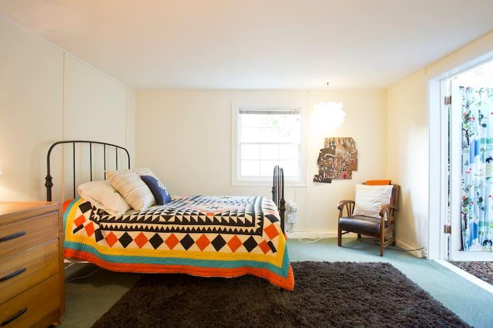 Spacious Garden Cottage - Kensington - Apartment