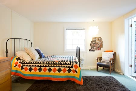 Spacious Garden Cottage - Kensington - Apartment