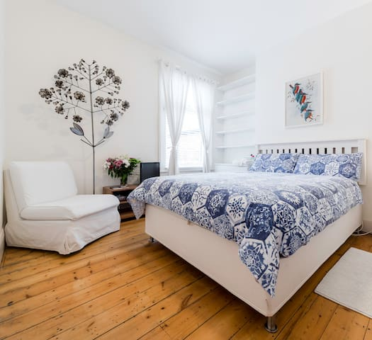 Superhost value; heart of London in 20 minutes - London - House