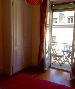 Nice one-bedroom apartment with free parking - Genève - Apartment