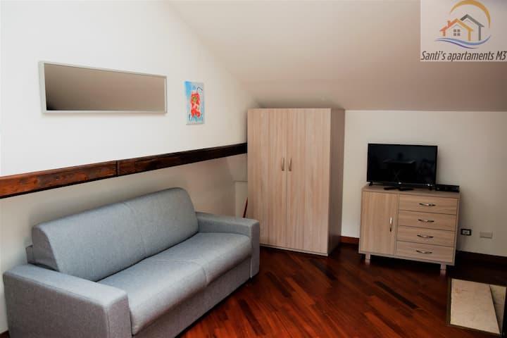 Santi's Apartaments M3 M