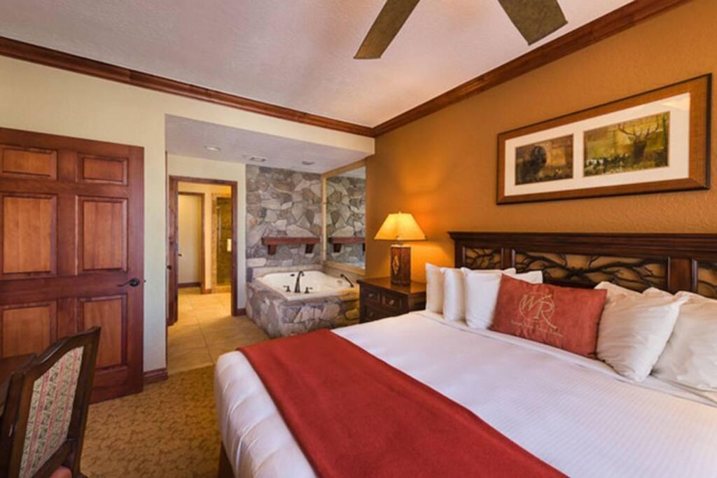 King Bedroom.