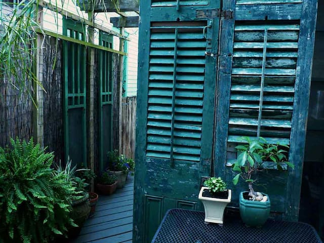 Hip Marigny Guesthouse - New Orleans - House