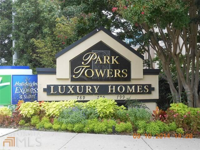Dunwoody Luxury 1B HighRise Condo - Sandy Springs - Apartment