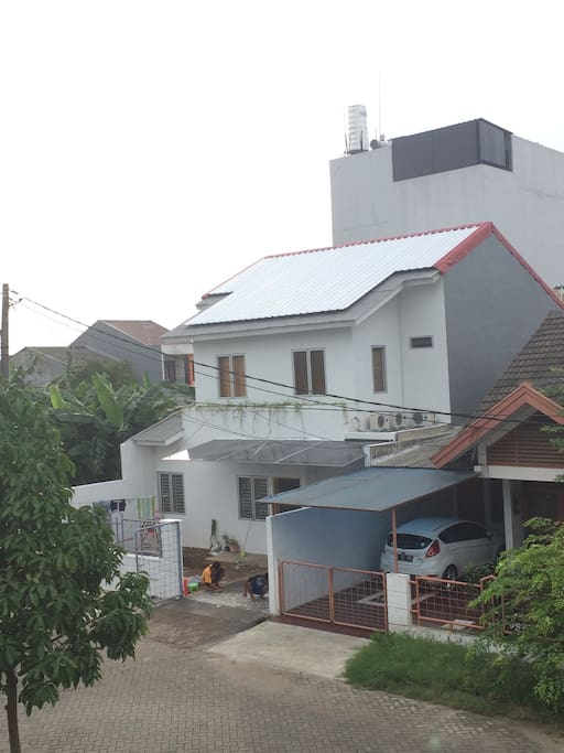 Newly renovated two storey house