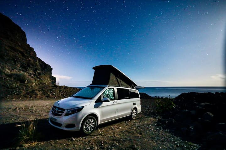 Camper Van ☀ Sleep & Chill ANYWHERE!