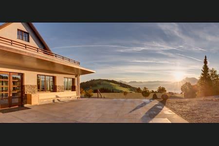 Bergsuite Alpenhotel Bödele - Schwarzenberg