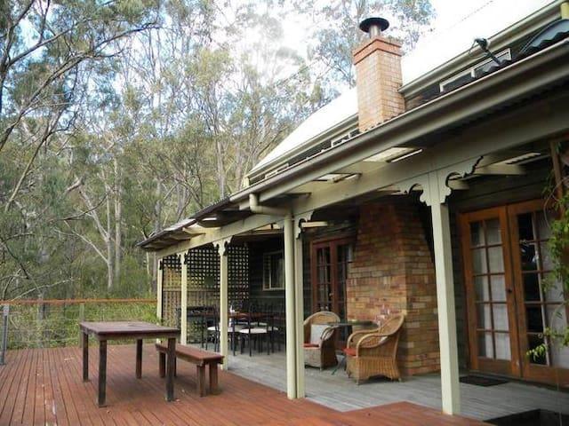 Bundera Lodge  - Vacy
