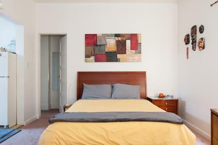 Charming Studio Apt in Alameda, CA - Alameda - Apartment