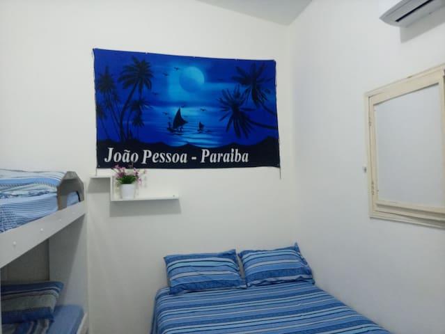 Suíte Tabatinga - Casa Jardim Tropical