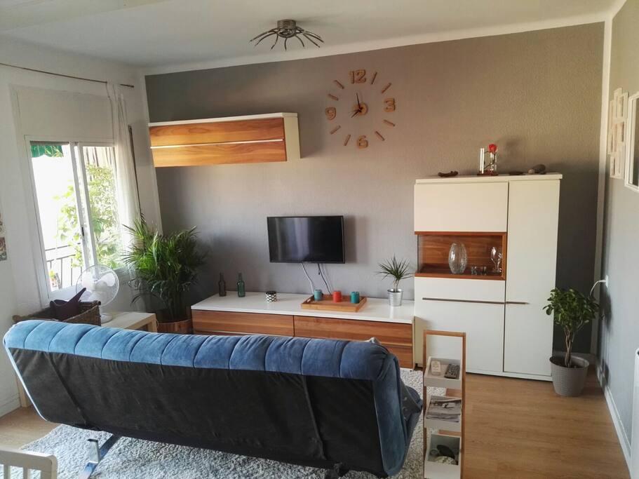 Private new flat terrassa city centre 10 min - Casas terrassa centro ...