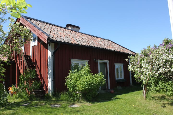 House in the Stockholm Archipelago - Vaxholm