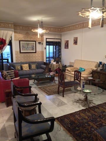 Bel Appartement 3 Chambres/Parking - Jounieh - Apartment