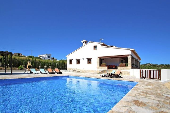 4 star holiday home in Teulada