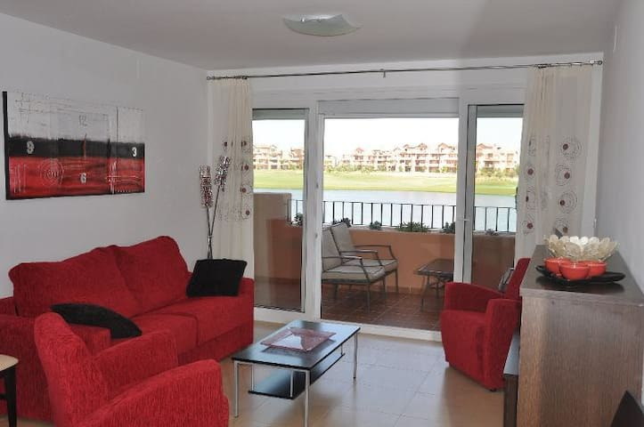 APPARTEMENT DANS GOLF MAR MENOR II - San Javier - Departamento