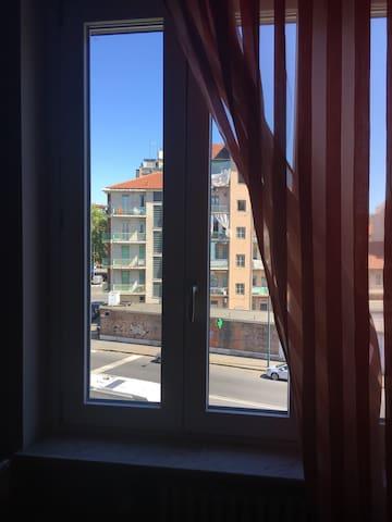 Palazzo d'epoca a 1 km dal centro - Torino - Apartment