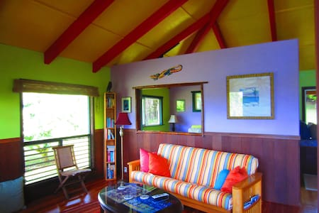 Secluded Eco friendly Cottage  - kapaau
