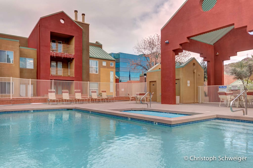 Stairway to heaven apartments for rent in tempe arizona for Tempe swimming pool