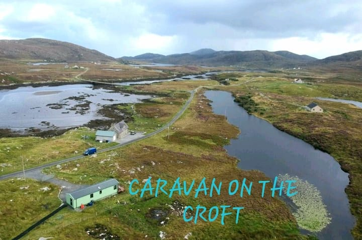 Caravan On The Croft