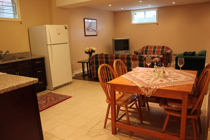 Cozy studio basement Apartment in Richmond Hill - Richmond Hill - Apartment