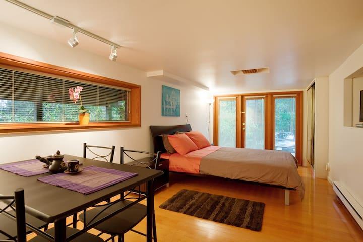 Suite La Jolla - Saanichton - Haus
