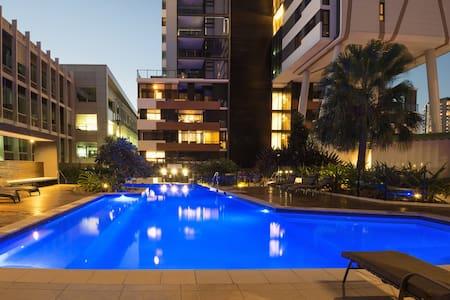 Astra Arena 1bedroom (TZDS) - 사우스 브리즈번(South Brisbane) - 아파트