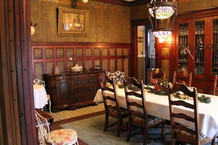 Brittingham Mansion - Single Bedroom
