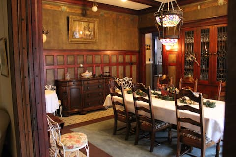 Brittingham Mansion - Single Bedroom