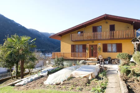 Herbal Rooms Homestay in Soca valley - Deskle - Σπίτι